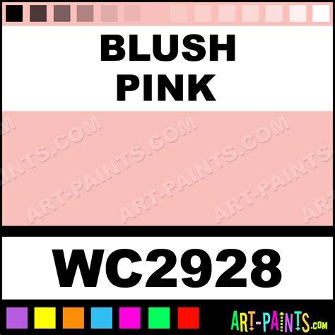 blush pink paint blush pink artist 24 set watercolor paints wc2928