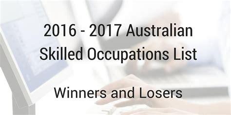Reference Letter Vetassess australia skilled occupations list 2016 2017