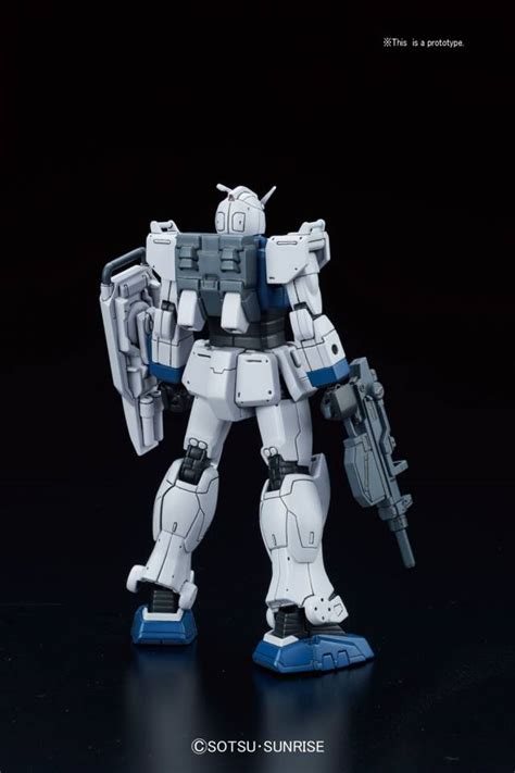 Hg Gundam Local Type Gundam The Origin high grade 1 144 gundam local type gundam the origin