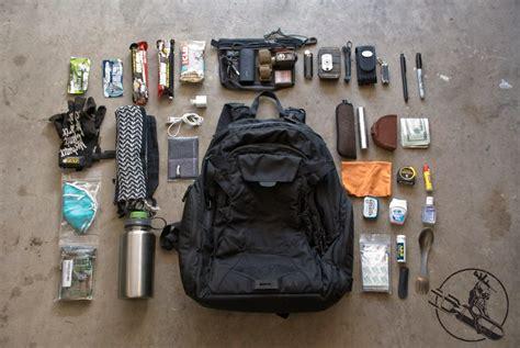 Kapak Survival Kit Edc Devense Black image gallery edc bag