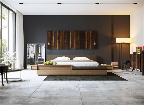 Mixing White And Wood Furniture In Bedroom by Black And White Bedroom With Wood Furniture Gray Grey