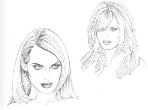 types of pencil hair styles types of hairstyle fashion design joshua nava arts