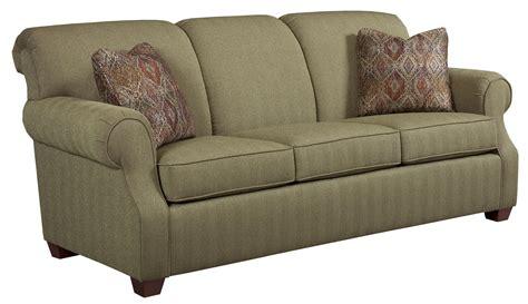upholstery lynchburg va kincaid furniture lynchburg sofa with rolled back and