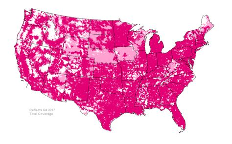 best 4g coverage new coverage map now shows partner lte coverage