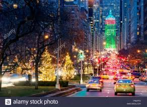 New York City Decorations by New York Streets Park Avenue New York City