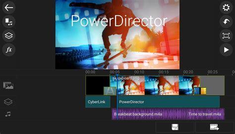 powerdirector bundle version apk gratis