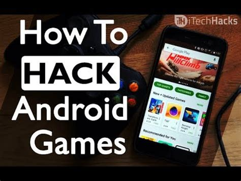 tutorial hack game android hack any android game tutorial youtube