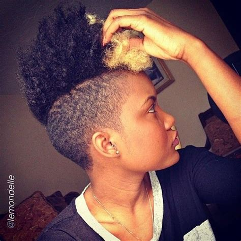 hairstyle with one tapered side dope love the cut and color by reine b quot spend sundays