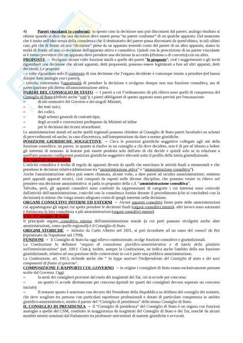 dispensa di diritto amministrativo riassunto esame diritto amministrativo i prof marzuoli