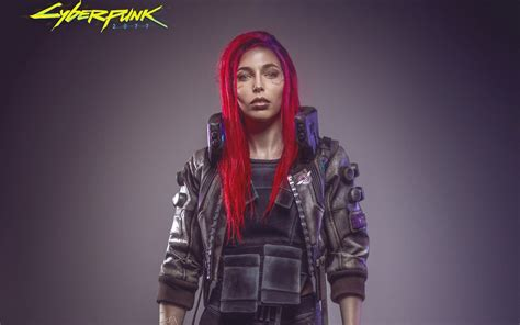 cyberpunk  female cosplay wallpapers hd wallpapers