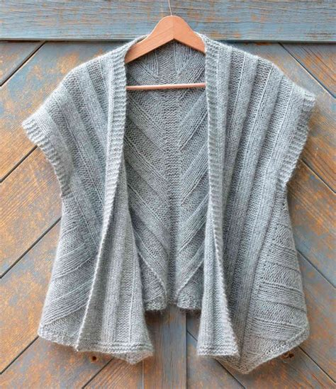 triangle pattern vest 1251 best images about knitting sweaters on pinterest