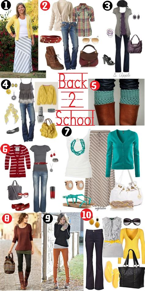 Clothes My Back Wednesday by Chic Classroom Style