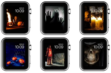 download wallpaper for apple watch spooky apple watch faces for halloween watch faces