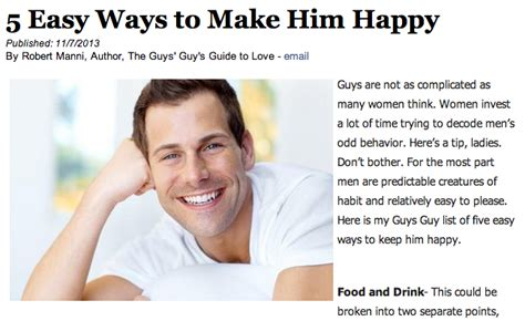 how to keep your man happy in the bedroom media