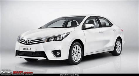 Roster Outer Best Seller toyota corolla 2014 team bhp autos post