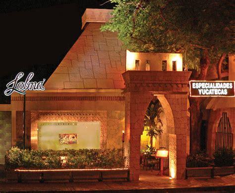cancun restaurant menu labna