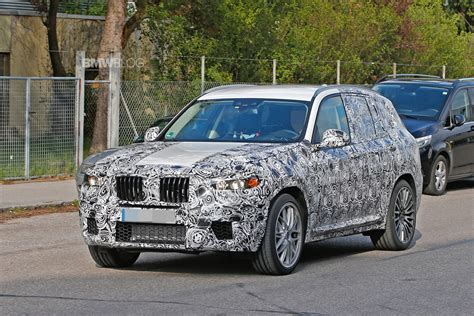 bmw x3 m bmw x3 m to enter production in 2018