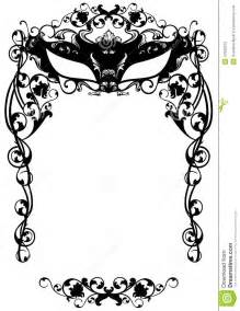 masked ball invitation stock vector image 47620573