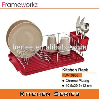 Decorative Dish Rack by Commercial Kitchen Decorative Dish Rack With Plastic Tray Buy Decorative Dish Rack Kitchen