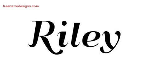 riley name tattoo design deco name designs printable free name