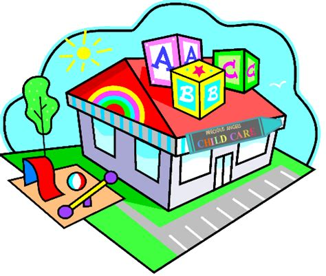 child care clipart day care center clipart