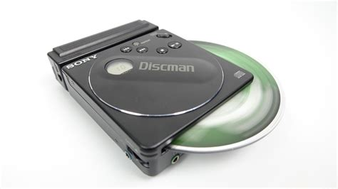 best small cd player the smallest discman made was smaller than a cd