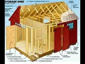build   shed  scratch  save time
