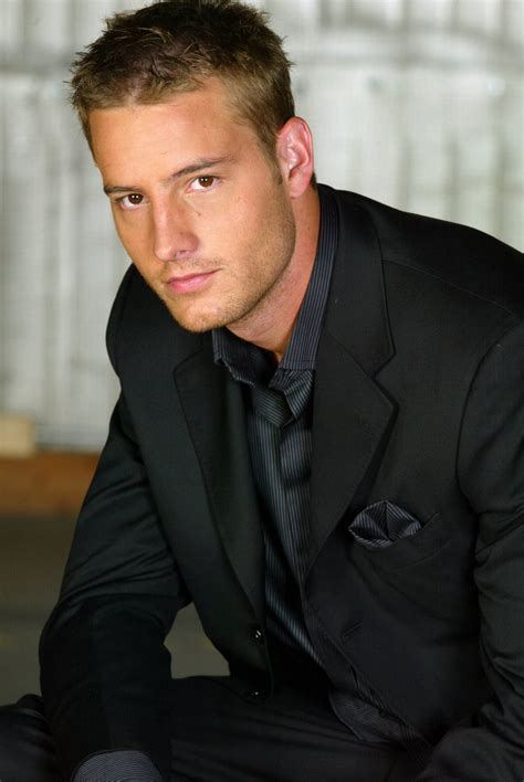 Young And The Restless Star Justin Hartley To Adam Newman | cbs s the young and the restless casts revenge star