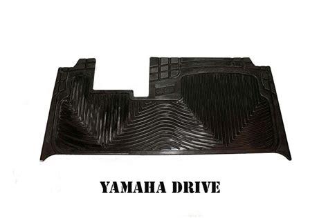 Yamaha Golf Cart Floor Mats by Yamaha G29 Drive Golf Cart Black Rubber Quot Gorilla Quot Mat Ebay