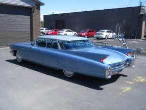 1960 Cadillac Flat Top 1960 Cadillac Series 62 Colors Like 1959