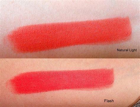 mac matte lipstick swatches mac dangerous lipstick retro matte collection swatches