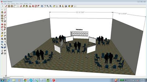 Interior Design Rendering Programs how to use sketchup to create an event layout youtube