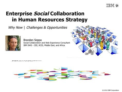 Mba In Social Enterprise Management And Strategy by Enterprise Social Collaboration In Hr Strategy 1