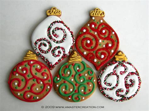 cookie ornament cookie collection 2009 a master creation