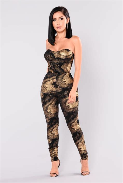 Jumpsuit Overall Janet 754 best fashion jumpsuits images on