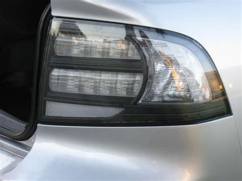 Acura Tl Lights by 2004 2005 2006 2007 2008 Acura Tl Type S Depo Black