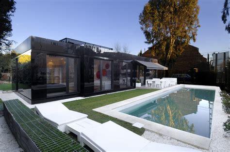 modern prefab home designs emejing modern prefab home designs glass prefab homes black glass modular home design by a