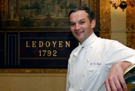 Christian Le Squer by Le T 233 L 233 Gramme Bretagne Guide Lebey Le Chef Breton