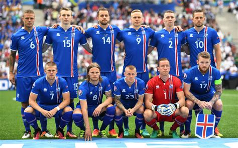 world cup 2018 qualifiers team photos iceland national