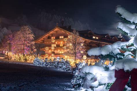 Weihnachten In Den Bergen Hütte by Weihnachten In Den Kitzb 252 Heler Bergen