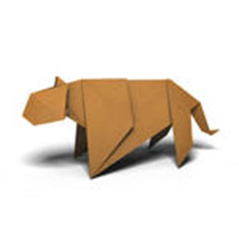 Origami Leopard - the world s most amazing animals are now on your iphone