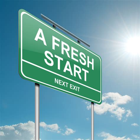 how to start fresh in fresh starts revandy org