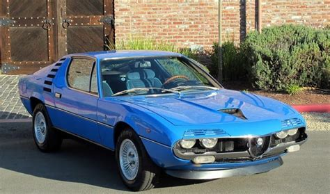Alfa Romeo Montreal For Sale Usa by 1967 Alfa Romeo Montreal For Sale Contact Dusty Cars