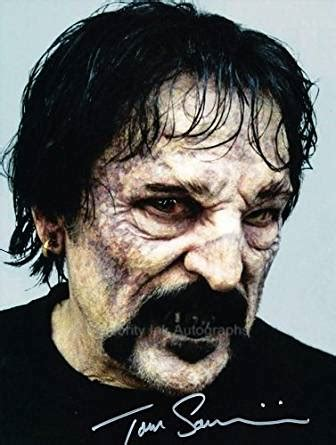 tom savini   machete zombie land   dead