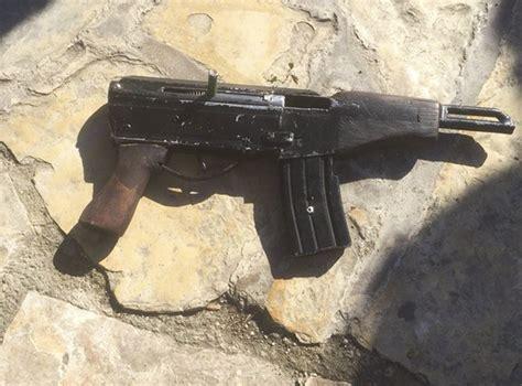 Handmade Gun - jerusalem israel crackdown on palestinian workshops