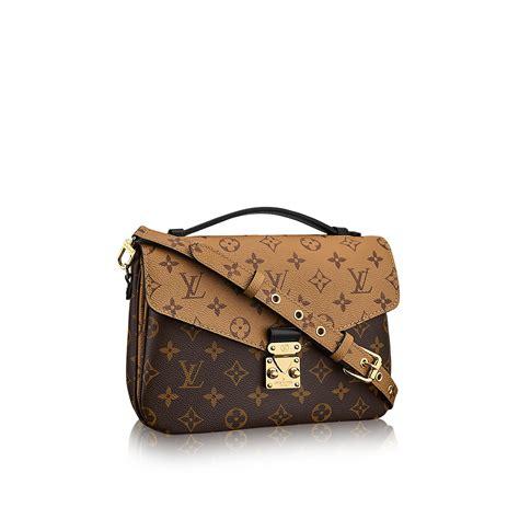 Home Decor Stores In Usa pochette metis monogram reverse canvas handbags louis