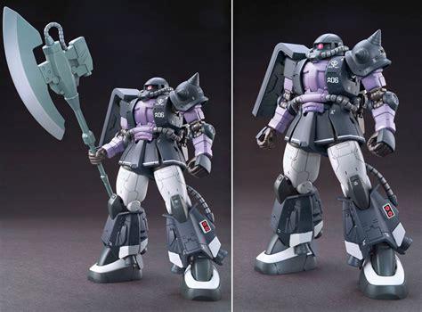 Bandai Gundam Hg 1 144 Zaku Ortega zaku ii ortega hg 1 144 model kit gundam otakustore gr
