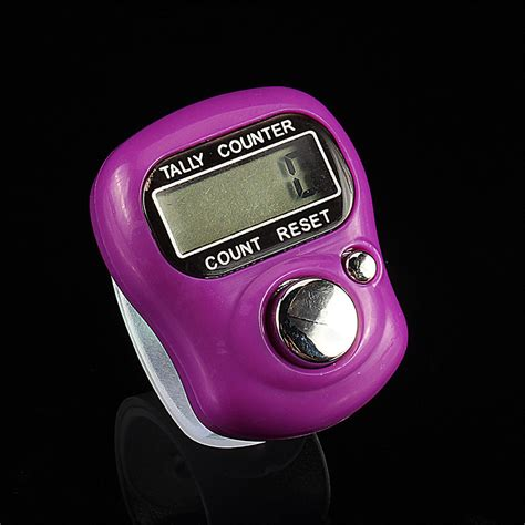 Tasbih Digital With Led counter digital tasbeeh counter tasbih led