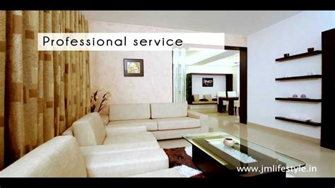 d life home interiors d life premium interiors at heera royal kochi youtube