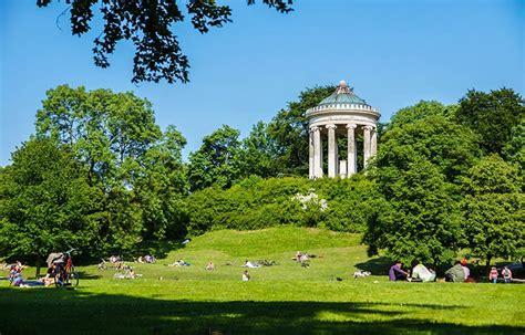 Parken Am Englischer Garten München by Englischer Garten In M 252 Nchen